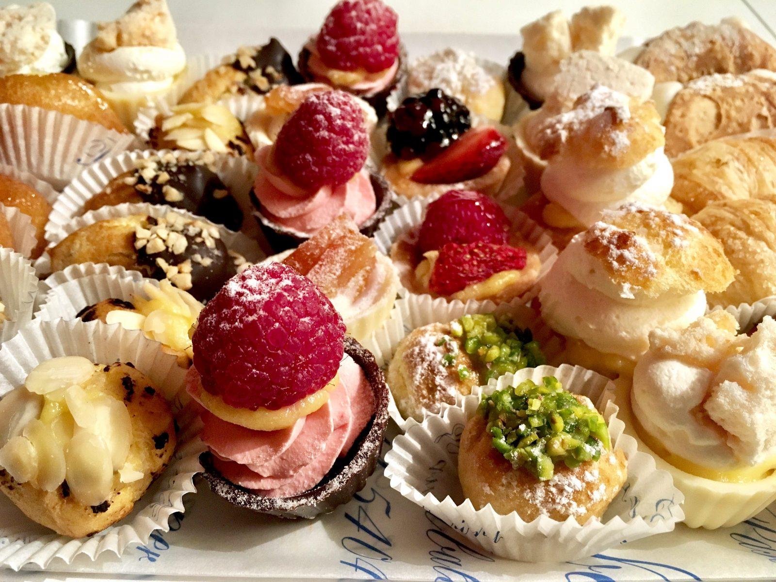 Pasticini, italienske småkaker